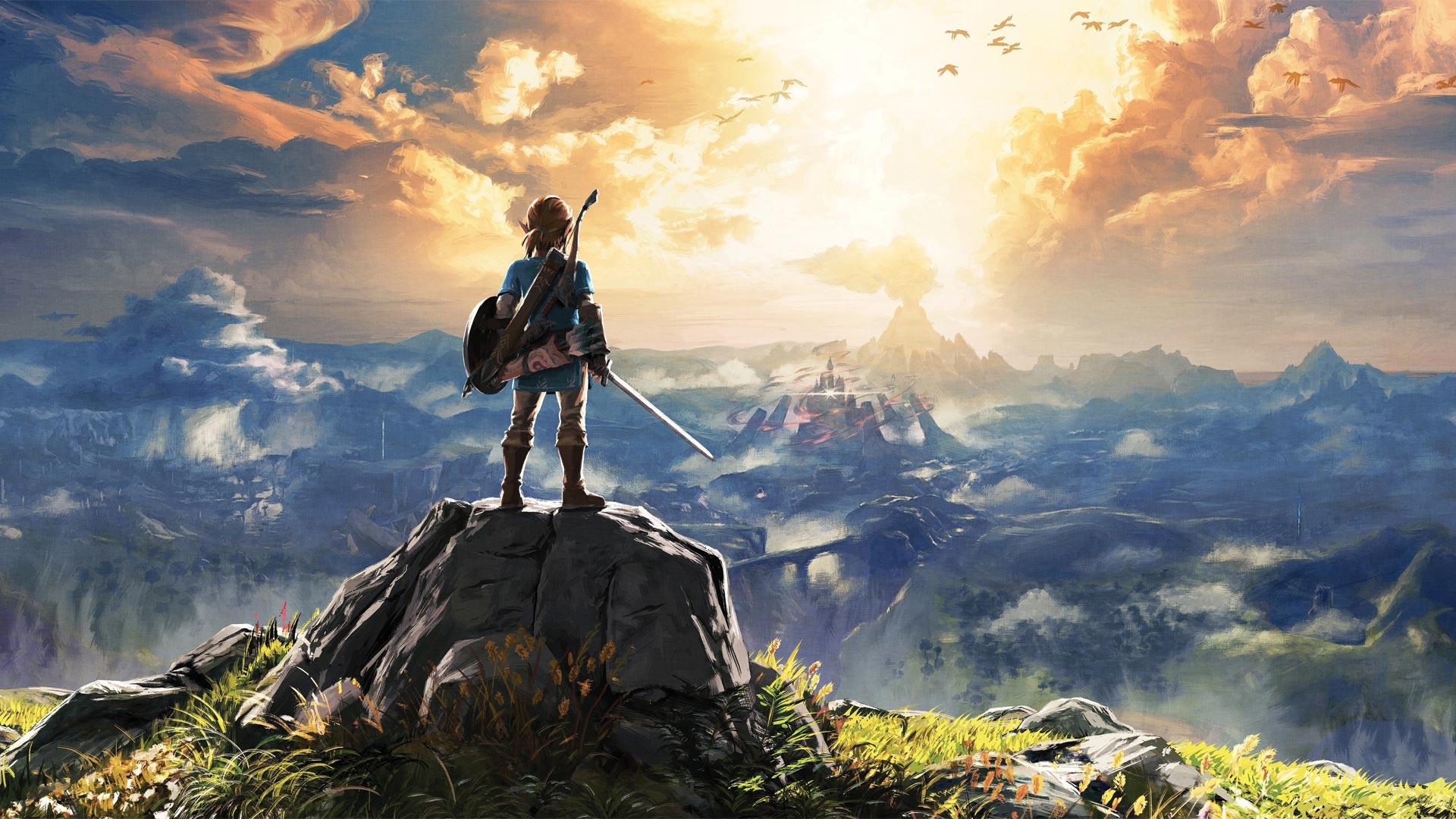 塞尔达传说:荒野之息(The Legend of Zelda: Breath of the Wild)插图2