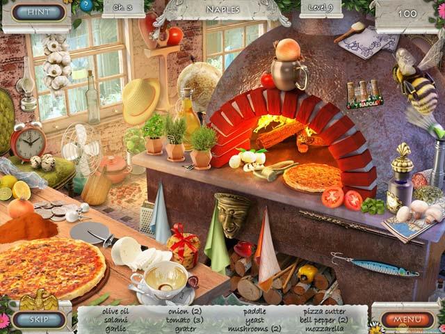 意大利的夏天 游戏截图