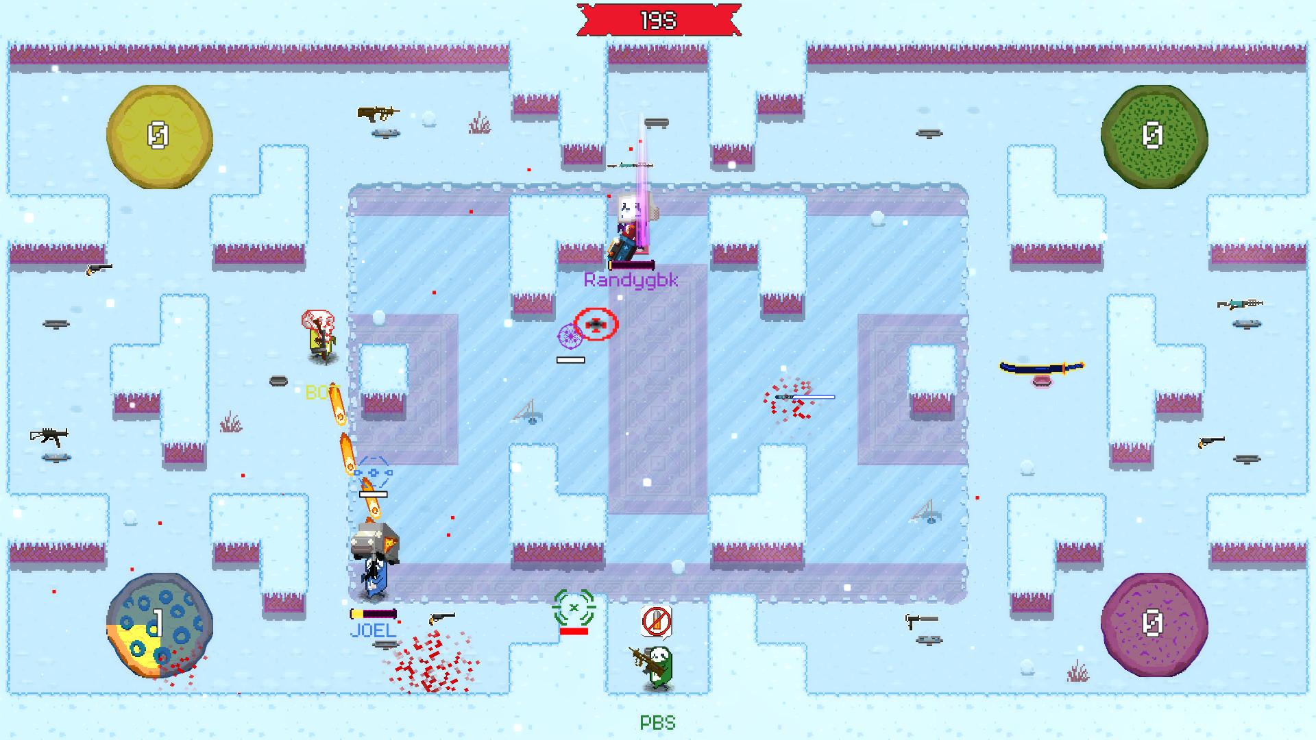 懒大作战2025:伟大的比萨战争 游戏截图
