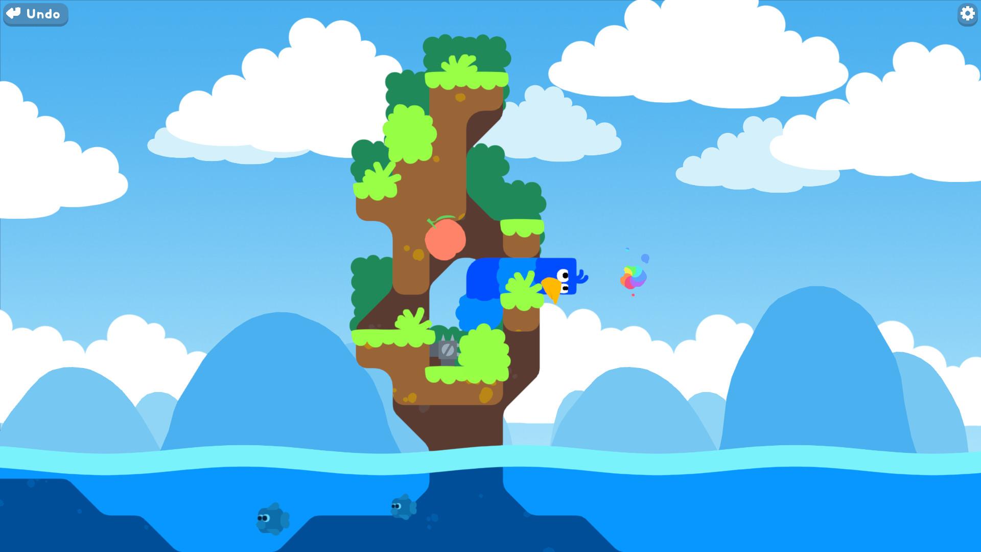 蛇鹈鸟 游戏截图