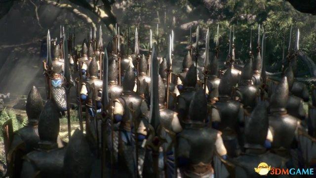 《全面战争:战锤2》 新视频展示高等精灵阵容