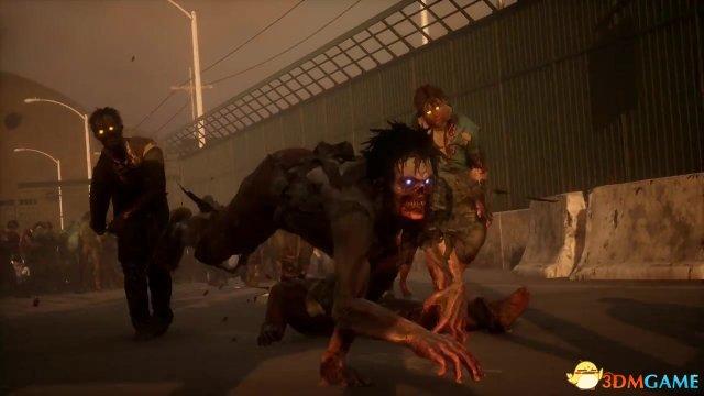 E3:《腐烂国度2》新信息公布 试炼玩家求生技能