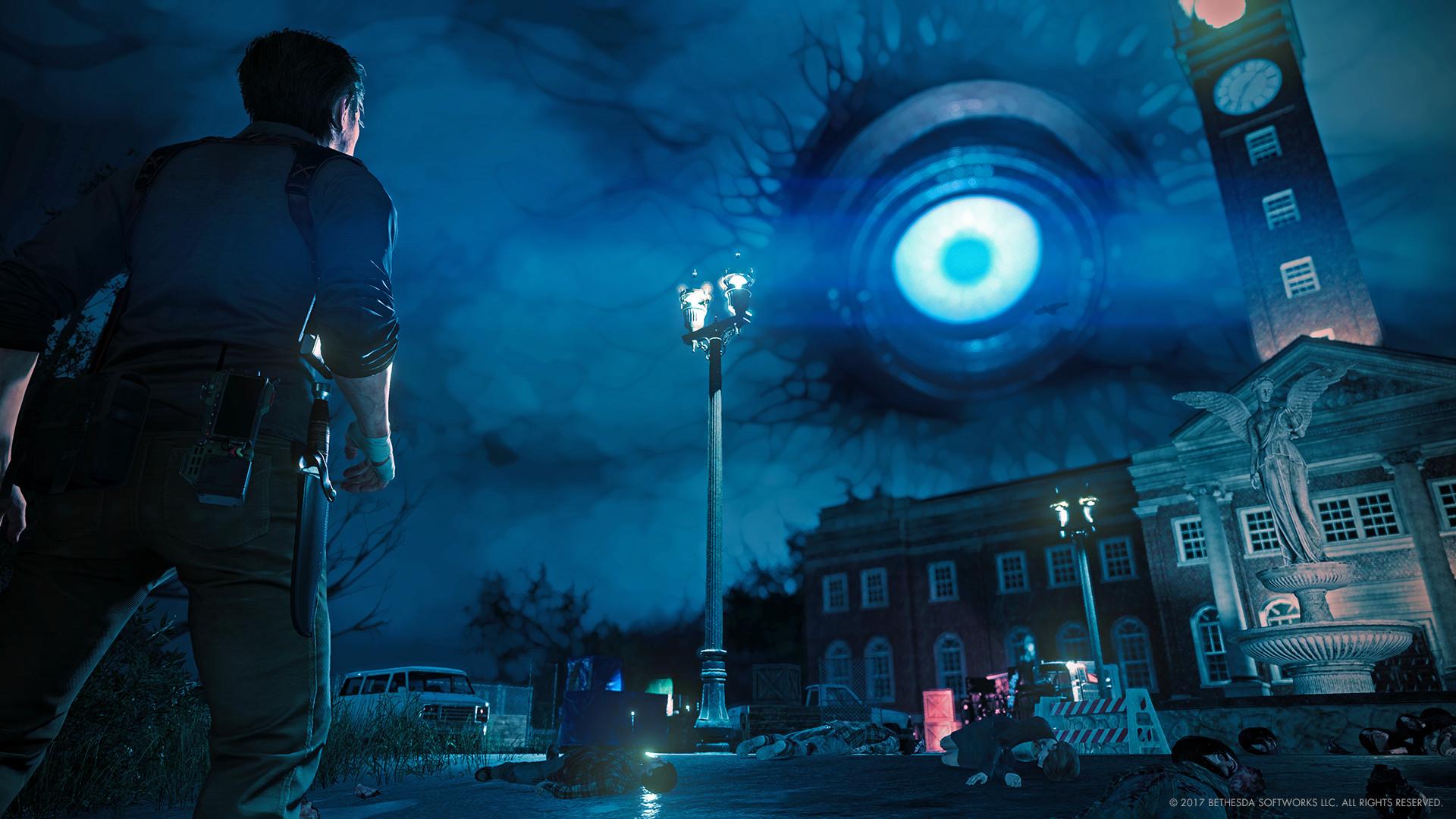 《恶灵附身2》泄漏!仍是纯单机、有望E3公布