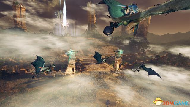 E3:《全面战争:战锤2》新截图 万人大战场面震撼