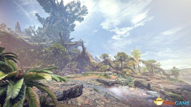 E3:《怪物猎人:世界》新截图 诱使怪物相互残杀
