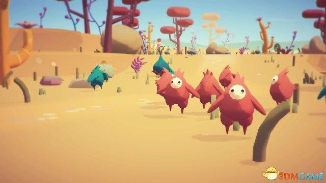 E3:《蔬菜精灵》新宣传片展示炫酷舞姿和RPG元素