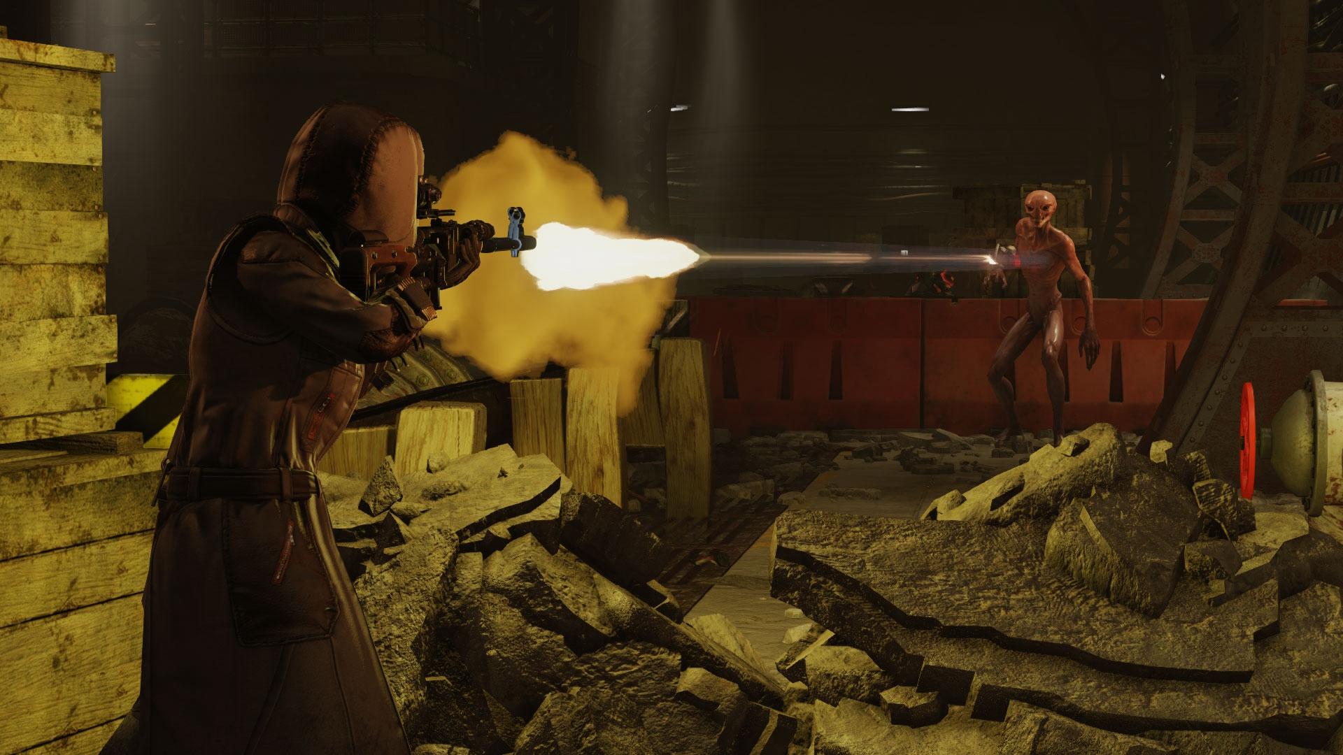 E3:《幽浮2:天选者之战》资料片公布 预告片欣赏