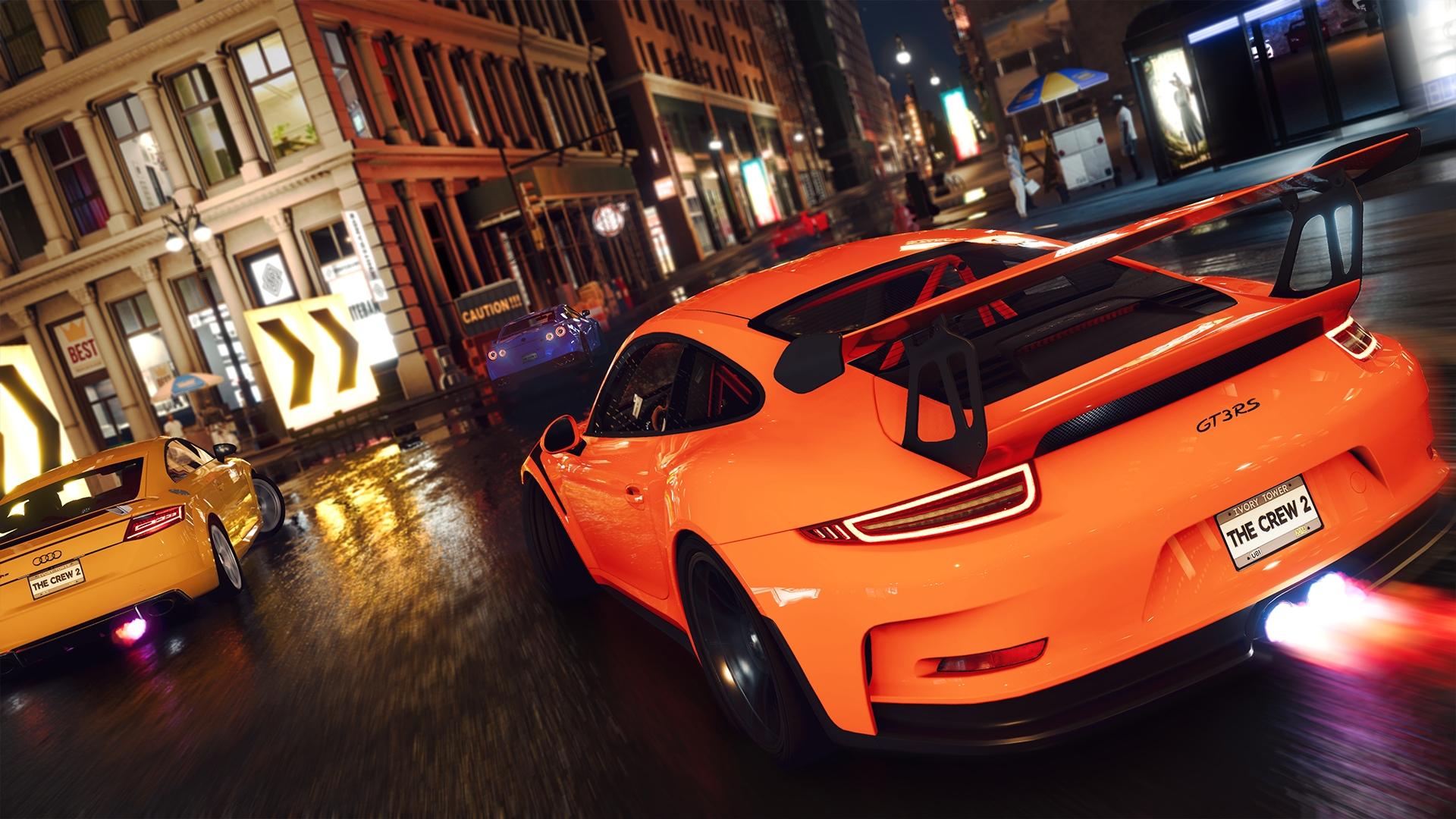 E3:育碧《飙酷车神2》重磅亮相 酷炫视频出炉