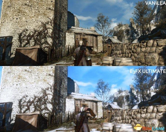 巫师3:狂猎 E3画质补丁兼容v1.31