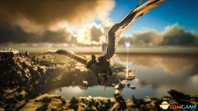 《方舟生存進化》全新免費DLC《仙境》