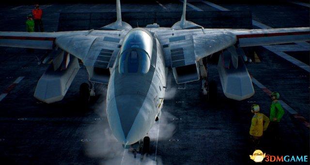 E3:空战大作 《皇牌空战7》 新图 经典战机悉数登场