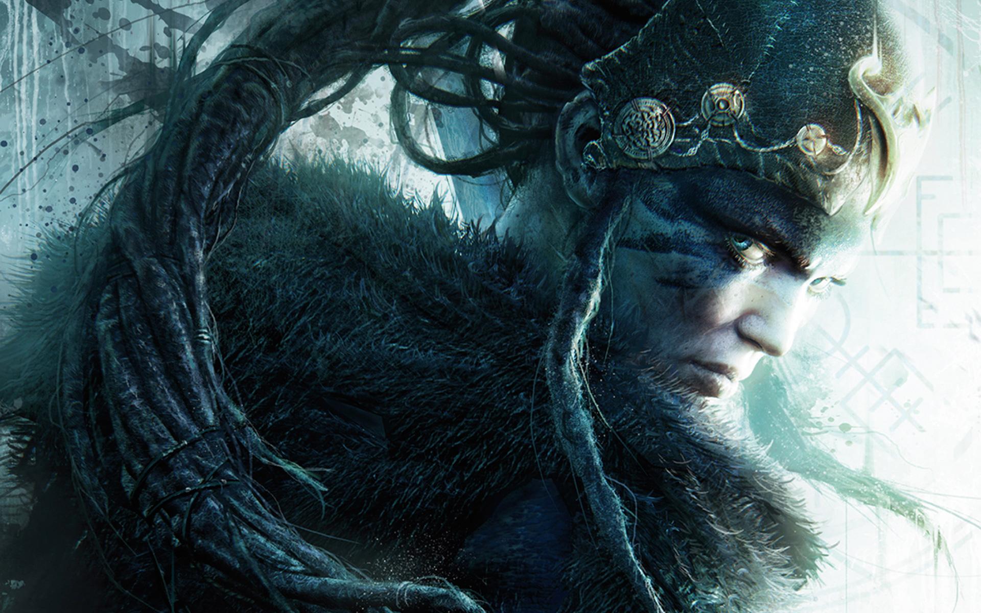 地狱之刃:塞娜的献祭 1号升级档+未加密补丁[3DM]