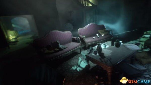 克苏鲁的呼唤,RPG恐怖调查游戏