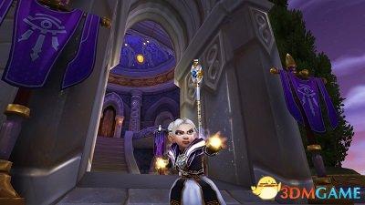 《魔獸世界》7.2.5版本上線 全員備戰薩格拉斯之墓