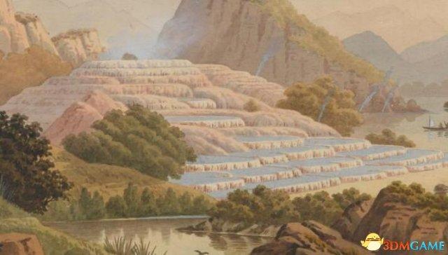 消失的世界第八大奇迹:新西兰自然奇观重现人间!