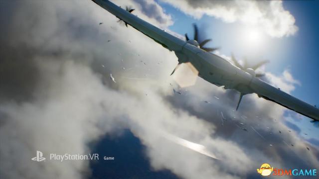 皇牌空戰7未知的天空大黃蜂任務演示視頻