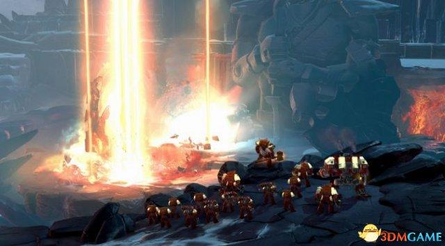 《战锤40K:战争黎明3》&ldquo;<a class='simzt' href='/games/extinction/' target='_blank'>灭绝</a>&rdquo;更新档内容曝光