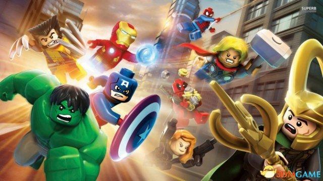 《乐高漫威超级英雄》成史上最为畅销的乐高游戏