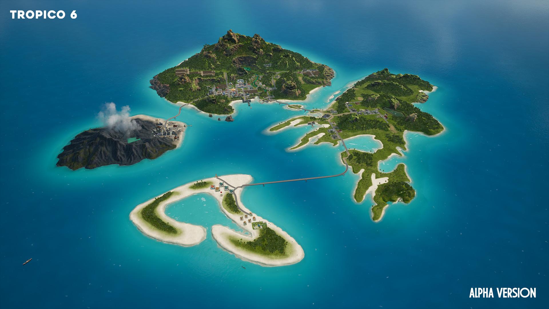 海岛大亨6 游戏截图