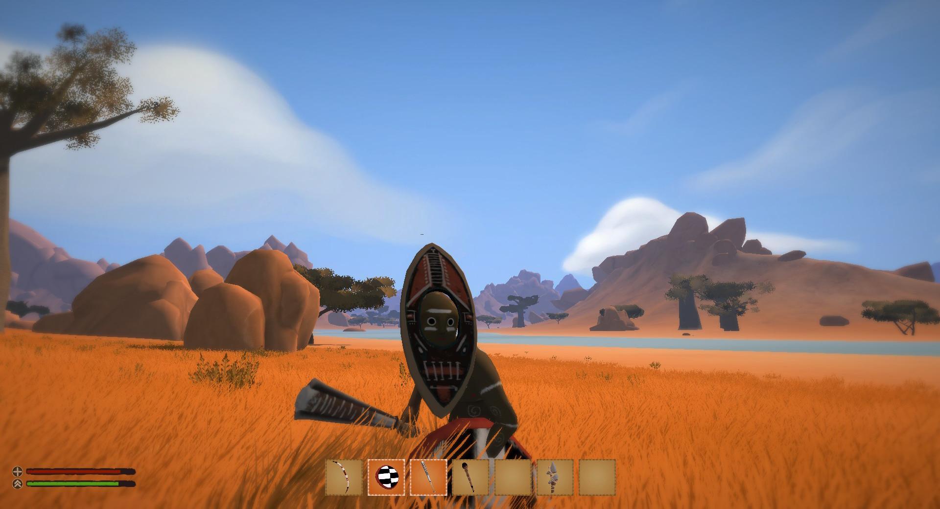 巫毒世界 游戏截图