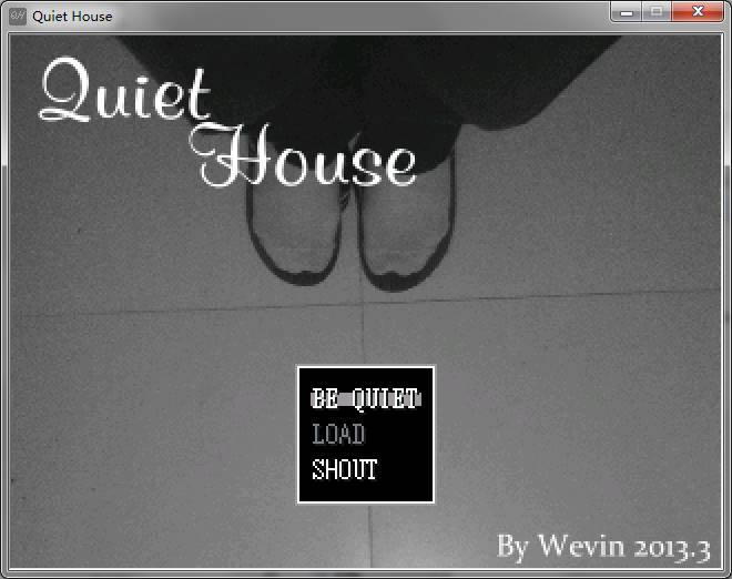 Quiet House 游戏截图