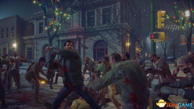 《丧尸围城4》Steam中文未加密版及单独补丁推出