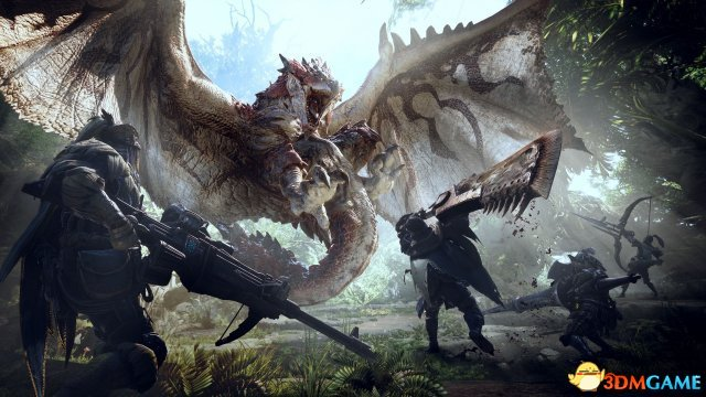 《怪物猎人:世界》杀入FAMI通日本游戏期待榜