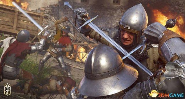 《天国:拯救》新演示视频 这才是真实的中世纪战斗
