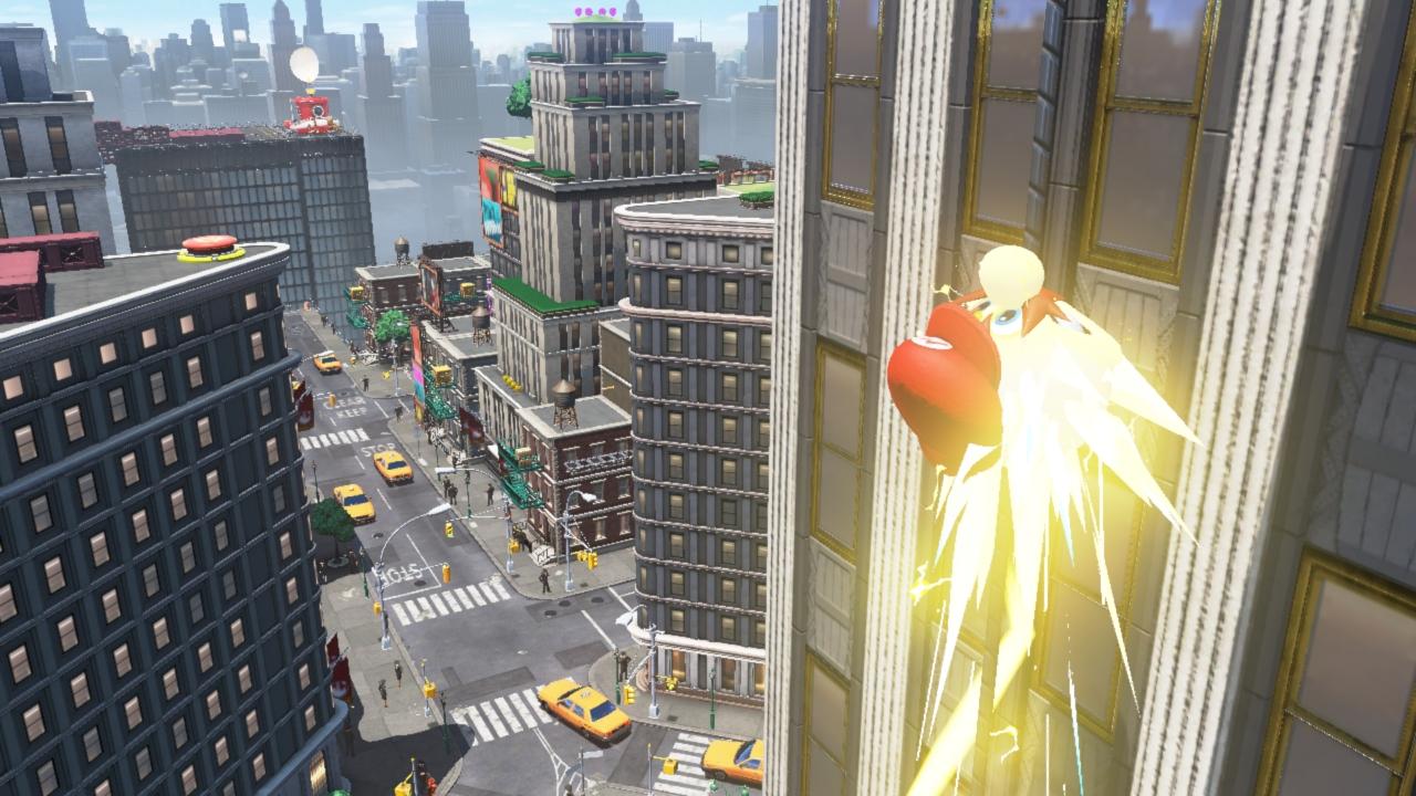 《超级马里奥:奥德赛》或仍将提供1080p画面