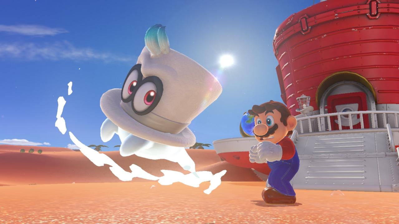 日本游戏硬件周销量 《超级马里奥奥德赛》得第二