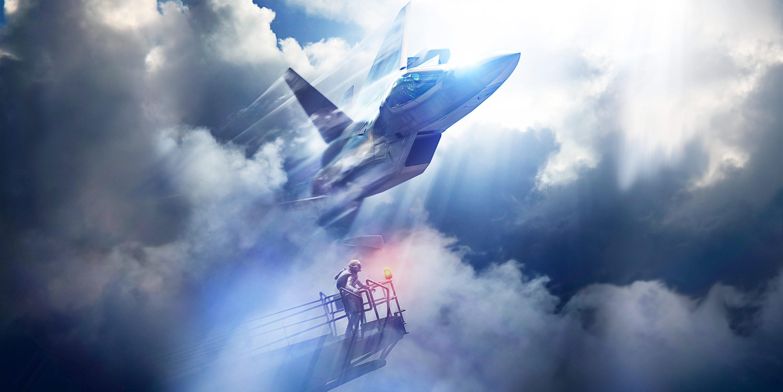 TpGS 17:经典空战游戏《皇牌空战7》中文化+VR