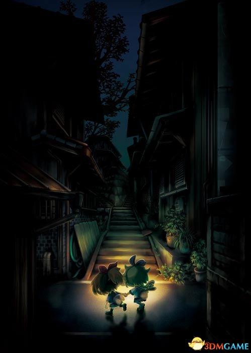PS4/PSV《深夜廻》最新衍生手游端深夜模式公开