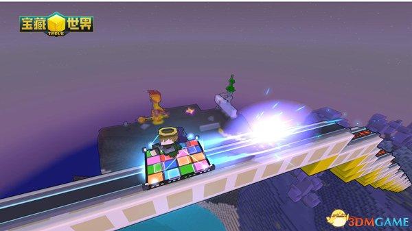 玩转尖端科技!《宝藏世界》最新矿车与磁轨揭秘