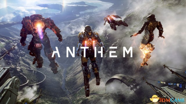 EA 期待大作《圣歌》官网公开 预定18年秋季发售