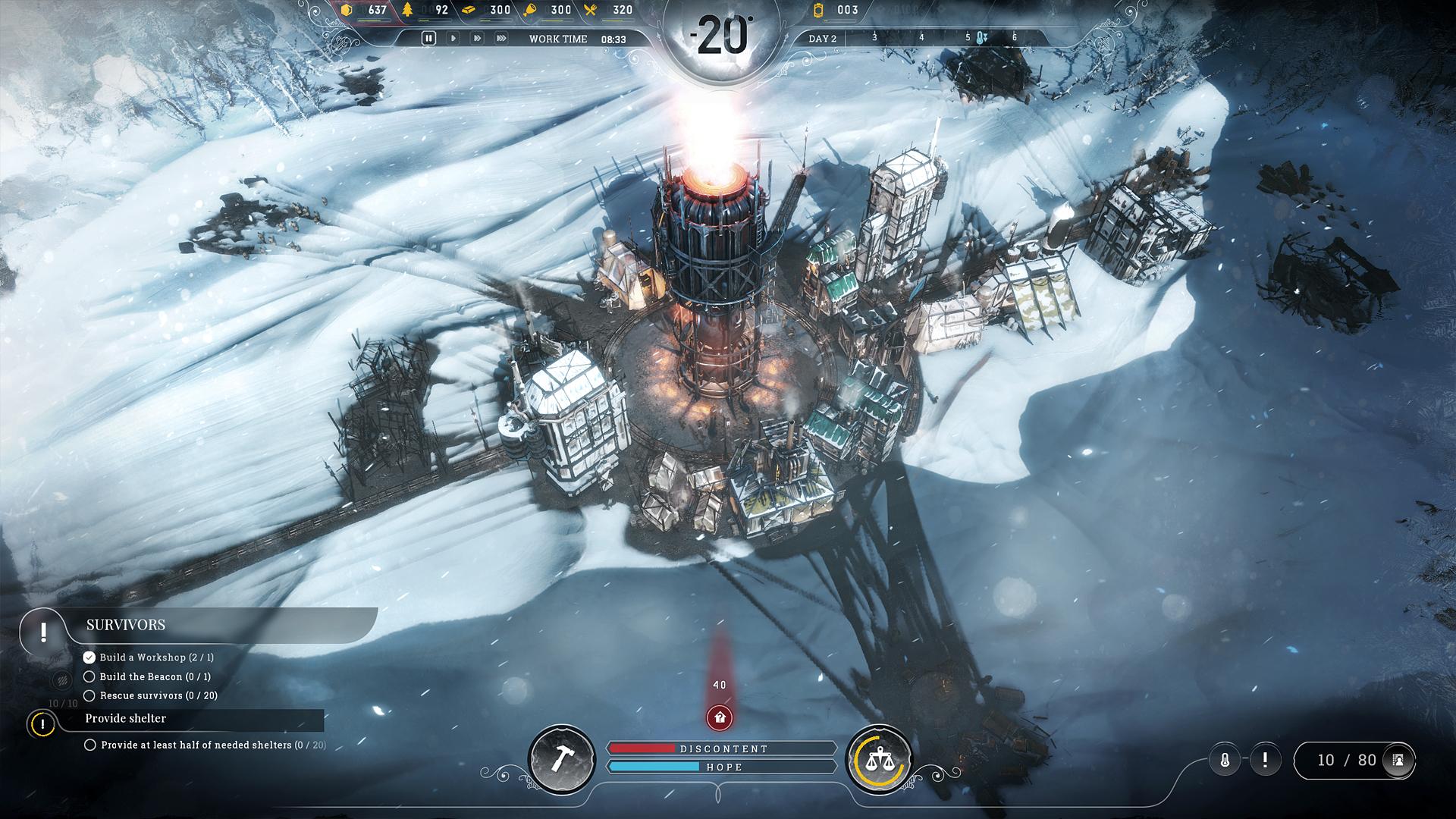 《这是我的战争》开发商求生新作《寒霜朋克》公布