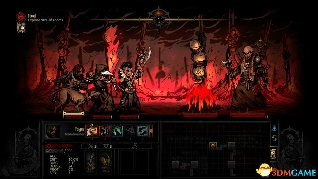 暗黑地牢DLC血色宫廷有什么内容