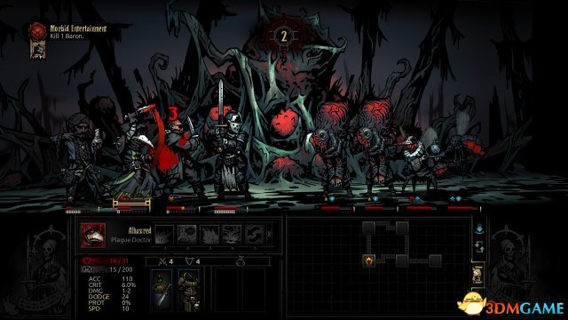 暗黑地牢DLC血色宫廷售价及内容详细介绍