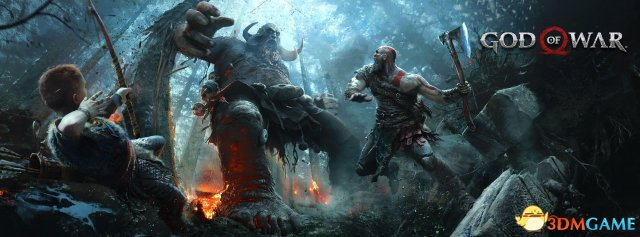 戰神4遊戲故事資料 新作總監解說新作內容特色