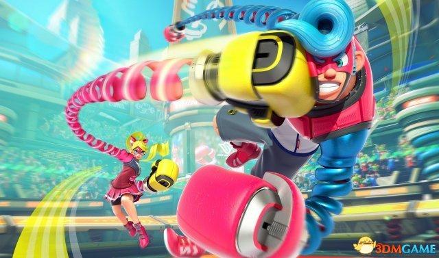 日本六月游戏销量榜:《铁拳7》惨败于《ARMS》