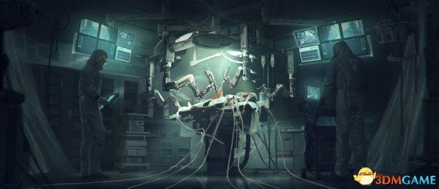 科幻风格酷炫 《使命召唤12》原画师最新艺术图赏