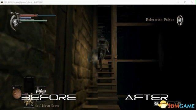 PS3模拟器RPCS3新突破 《恶魔之魂》画质明显提升