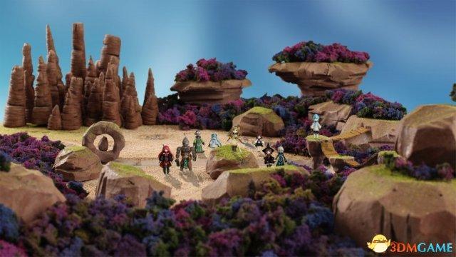 看着好想玩 《最终幻想》之父新作预告及截图曝光