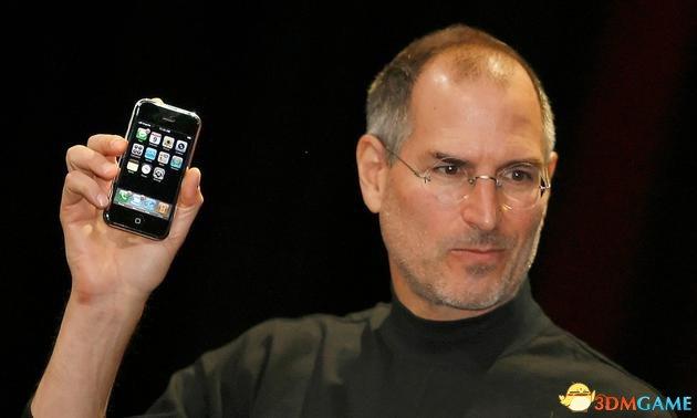 乔布斯为何要开发iPhone?原因是听了微软高管吹牛