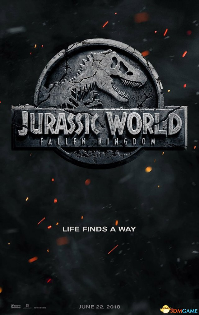 更阴暗更恐怖 《侏罗纪世界:沉沦国度》明年首映