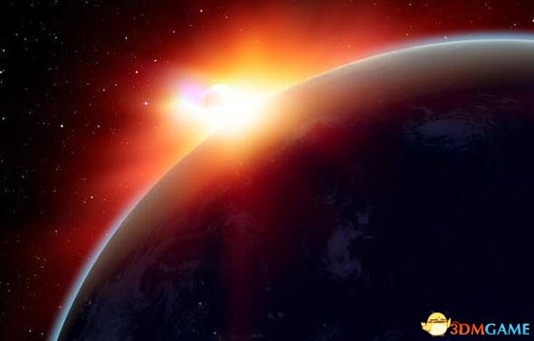 <b>小行星碰撞地球将会毁灭人类:仅是一个时间问题!</b>
