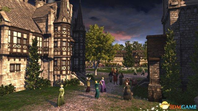 《行会3》E3前瞻:经典再临建造属于自己的王朝
