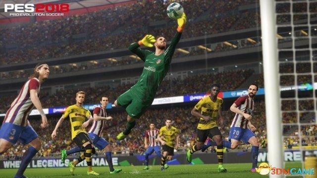 《实况足球2018》前瞻:在年度游戏困境中谋创新