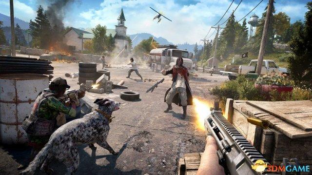 十款值得期待的开放世界游戏 有巨大地图海量任务