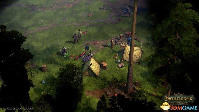 《开拓者:拥王者》初始众筹目标成功 截图放出