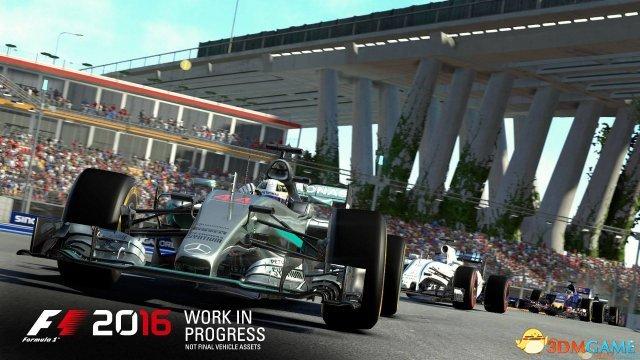 F1 2016 v1.8.0联机未加密补丁[REVOLT]